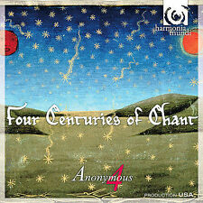 Four Centuries of Chant Anonymous 4 Music-Good Condition