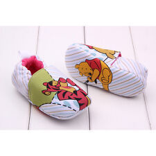 Toddler Infant Baby Boy Girl Soft Sole Tiger Anti-slip Shoes Newborn Prewalker