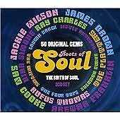 ROOTS OF SOUL -THE BIRTH OF SOUL -  50 ORIGINAL GEMS (NEW SEALED 2CD)