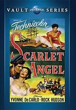 Scarlet Angel (1952) (Rock Hudson) - Region Free DVD - Sealed