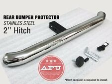 Hitch Rear Step Bumper Protector Guard Receiver Hitch Step Fit all SUV-Stainless
