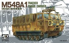 AFV Club 1/35 M548A1 Tracked Cargo Carrier Vehicle