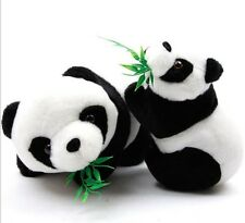 16cm Cute Stuffed Bear Animal Plush Baby Kid Toy Doll Gift Panda Bamboo