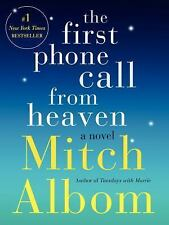 The First Phone Call from Heaven by Mitch Albom (2014, Paperback)
