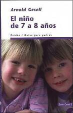 El Nino de 7 a 8 Anos (Spanish Edition)