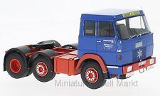 #45310 - Neo Hanomag Henschel F201 - blau/rot - Grawe & Nolte - 1967 - 1:43