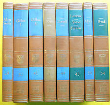 MARX ENGELS Britannica Great Books of the Western World #50 1952 Camel Binding