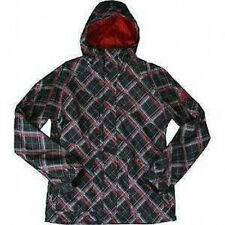 Quiksilver Men's U-Ramp Snow Jacket - XSmall - Black - NWT