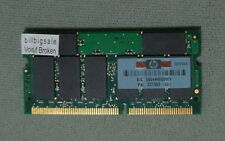 HP 512MB X1 SODIMM 144PIN PC133 SDRAM 512M laptop memory US RAM 02-H