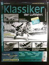 Klassiker der Luftfahrt  5/08  in Schutzhülle