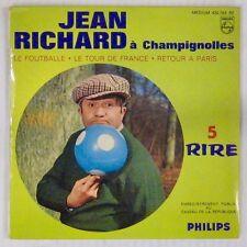 Jean Richard 45 Tours à Champignolles