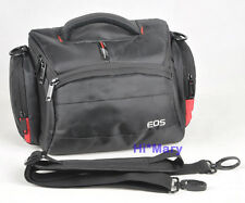 black style Photo camera bag case for Canon eos 80D 5D 700D 6D 760D 750D 70D