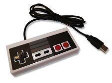 Control De Estilo Retro PC USB NES alegría Pad Controlador vendedor del Reino Unido