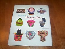 LIMOGES BOX Boxes Collector Limoge History Collector Antiques Antique Book NEW