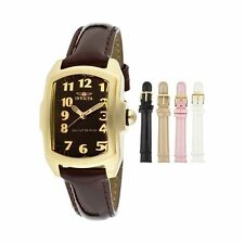 Invicta Women's 12632 Baby Lupah Brown Swiss Quartz Movement Special Edition Set