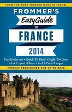 Frommer's EasyGuide to France 2014 (Easy Guides)-ExLibrary