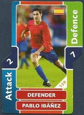TOPPS MATCH ATTAX WORLD CUP 2006- #159-SPAIN-PABLO IBANEZ
