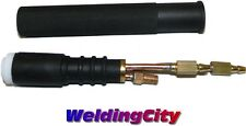 WeldingCity 250A Water-Cooled Head Body 20P (Pencil) for TIG Torch 20 Series