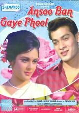 ANSOO BAN GAYE PHOOL - Ashok Kumar, Deb Mukherji - BOLLYWOOD DVD - FREE UK POST
