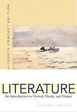Literature: An Introduction to Fiction-ExLibrary
