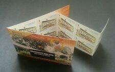 100 Years Universiti Malaya Malaysia 2005 University School (booklet) MNH