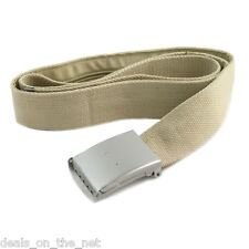 Money Belt with Hidden Security Zip Pocket - Perfect for Holidays Travel Beige