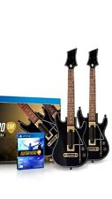 Guitar Hero Live Supreme Party Edition PS4 New sealed Game & 2 Guitars included