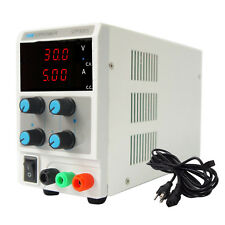 STP3005 30V 5A Digital DC Regulated Power Supply Adjustable Variable Lab Grade