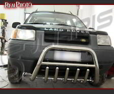 LAND ROVER FREELANDER 98-03 LOW BULL BAR, NUDGE BAR, A BAR STAINLESS STEEL!!