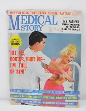 Medical Story - My Patient Pregnant Single Suicidal (1963) Very Rare