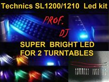 TECHNICS SL 1200/1210  LED KIT EXTRA BRIGHT (for 2 turntables)