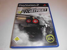 PlayStation 2   PS2  Need for Speed - Pro Street von Electronic Arts GmbH