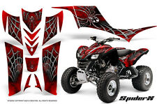 KAWASAKI KFX 700 GRAPHICS KIT CREATORX DECALS SPIDERX SXR