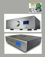 PERREAUX ELOQUENCE 250i Full Option (DAC+Phono) + FREE CD TRANSPORT