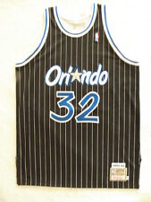 Mitchell Ness M&N Shaquille O'Neal Authentic Orlando Magic Jersey Shaq 48 NEW XL