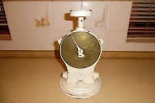 Antique Vintage Retro Cast Iron Salter's Family Scales No 50 for Restoration
