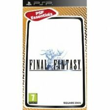 Final Fantasy Game (Essentials) PSP Brand New