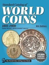 Standard Catalog of World Coins, 1801-1900 * FREE SHIPPING