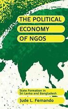 The Political Economy of NGOs: State Formation in Sri Lanka and Bangladesh, Fern
