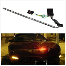 "22"" 60CM 48 Led Knight Rider Flash Strobe Scanner Neon Strip Light DIY Neon Car"
