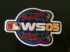 2005 World Series Jersey Patch Chicago White Sox Houston Astros Baseball WS05