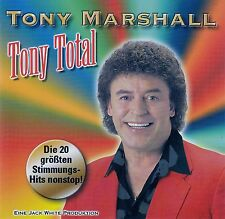 Tony Marshall: Tony Total/CD