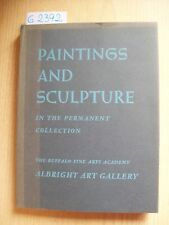 PAINTINGS AND SCULPTURE IN THE PERMANENT COLLECTION - 1949