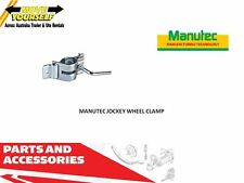 CLAMP - MANUTEC JOCKEY WHEEL CLAMP TRAILER BOAT CARAVAN