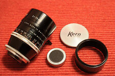 Kern Macro-Switar 1:1,9 f=75mm c-mount Bolex, Sony Nex, Micro 4/3,  Black Magic