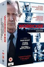 WORRICKER Complete BBC TV Series DVD Collection Trilogy Boxset Page 8/Turks/Salt