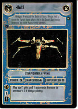 STAR WARS CCG REFLECTIONS VRF CARD RED 2