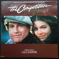 Lalo Schifrin COMPETITION film soundtrack OST LP 1980 Randy Crawford Amy Irving