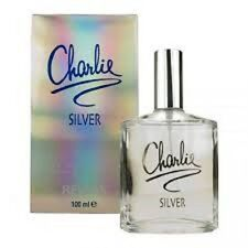 CHARLIE SILVER 100ML EDT WOMEN PERFUME SPRAY BY REVLON