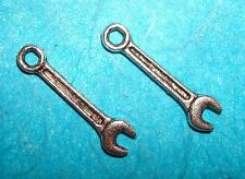 Pendant Tools Charm Wrench Mechanic Charm Rosie the Riveter Charm Ms Fix-It